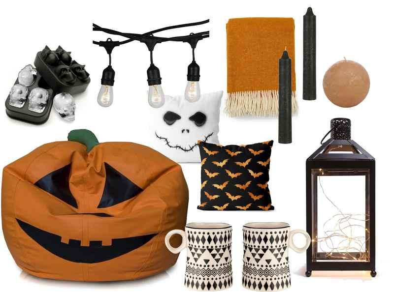 Halloweenske doplnky