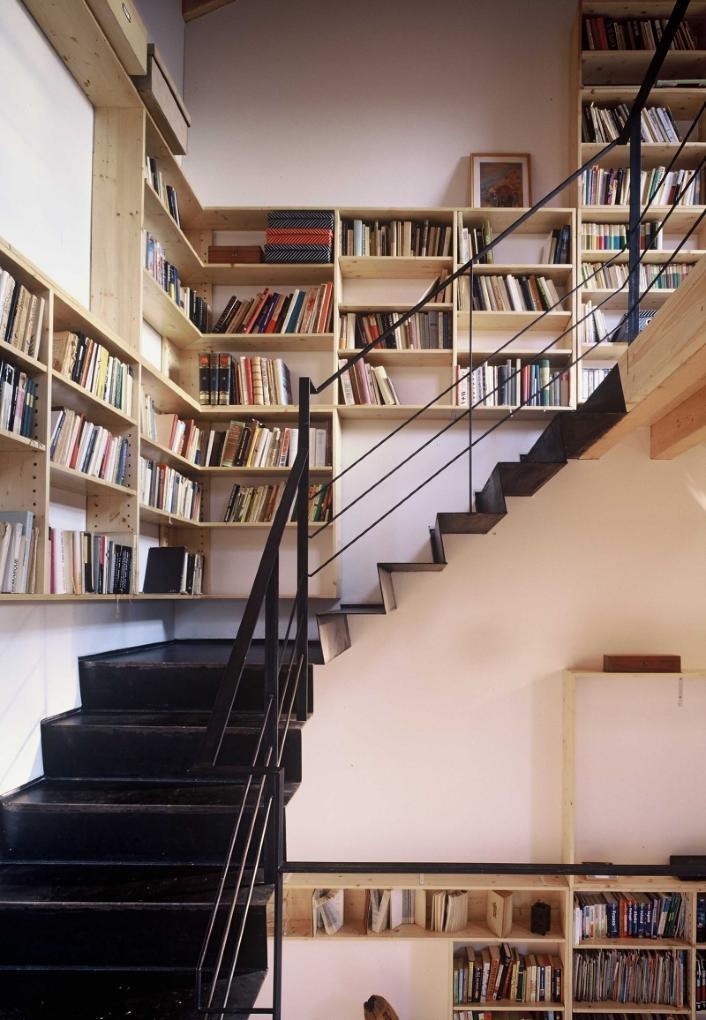 Záhradná knižnica od ov architekti