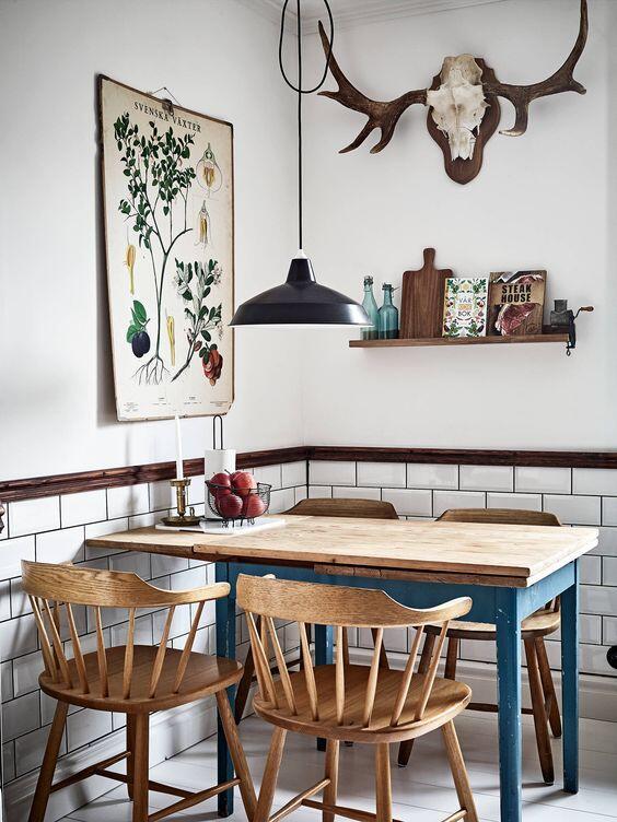 Aj takto môže vyzerať interiér v škandinávskom štýle