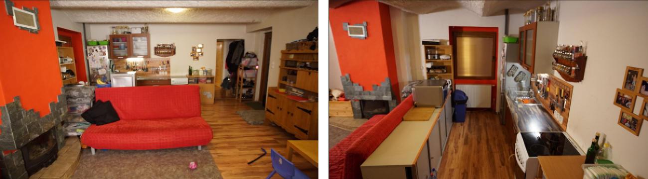 Interiér domu pred rekonštrukciou (zdroj: Prima Living)