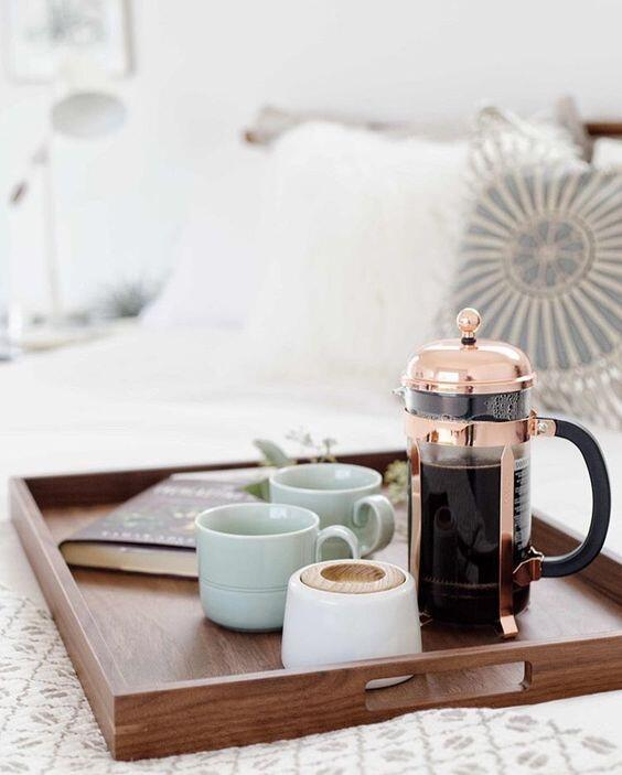 Ak vám malá šálka kávy nestačí, potom voľte french press