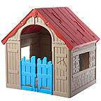 Detské vonkajšie domčeky