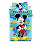 s motívom Mickey a Minnie