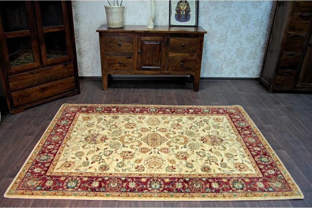 Luxusný kusový koberec akryl Eden svetlé bordó, Velikosti 170x235cm