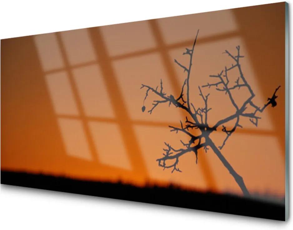 Obraz na akrylátovom skle Sklenený Strom umenie