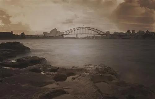 Luxusné vliesové fototapety, rozmer 418,5 cm x 270 cm, Sydney, P+S International CL55C