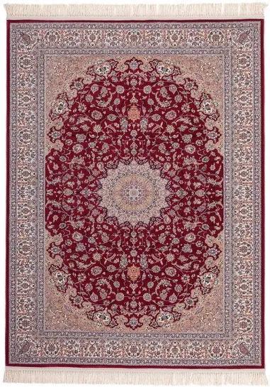 Lalee koberce Kusový koberec Isfahan ISF 900 Red - 80x150 cm