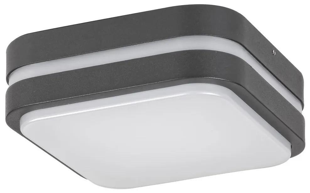 Rabalux Rabalux 8850 - LED Vonkajšie nástenné svietidlo HAMBURG LED/12W/230V IP44 RL8850