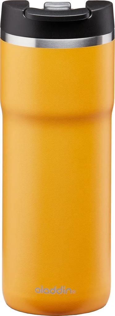 ALADDIN Java Thermavac Leak-Lock™ vakuový termohrnček 470 ml, žltý 10-06646-004