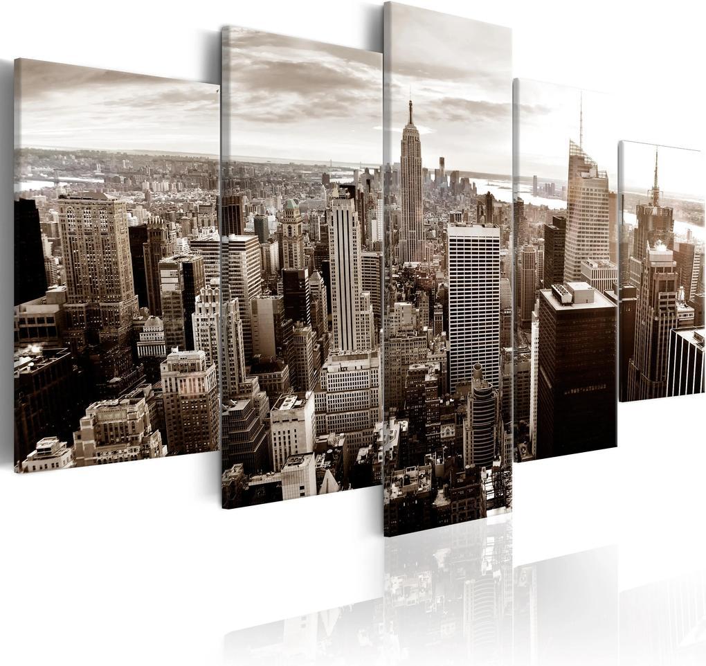 Obraz - Stylish Manhattan 100x50