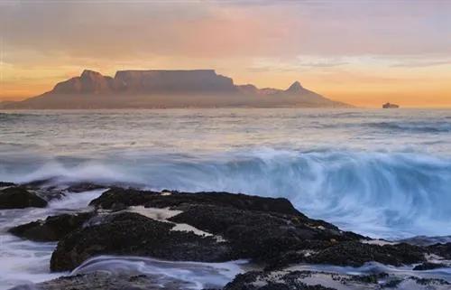 Luxusné vliesové fototapety, rozmer 418,5 cm x 270 cm, Cape Town, P+S International CL64A