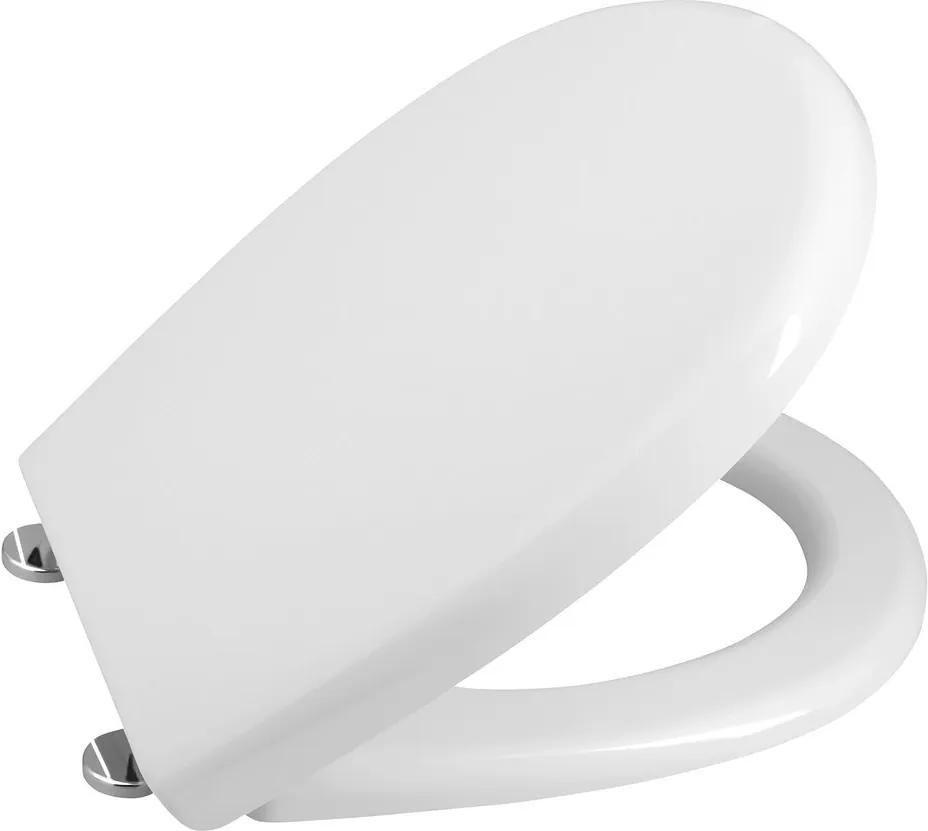 Dynasty 40D30200 WC sedátko Soft Close, duroplast, biele