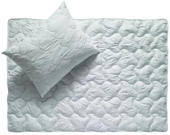 Moravia Comfort METALLIC - vankúš 70 x 90 cm