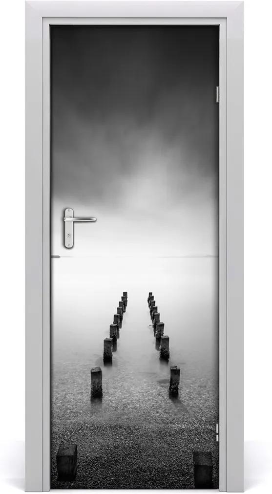 Fototapeta samolepící na dveře Voda jezero