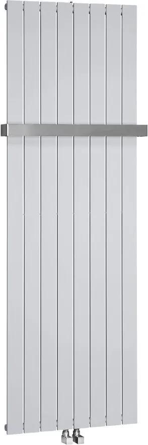 SAPHO - COLONNA otopné těleso 602x1800mm, metalická stříbrná (IR146)