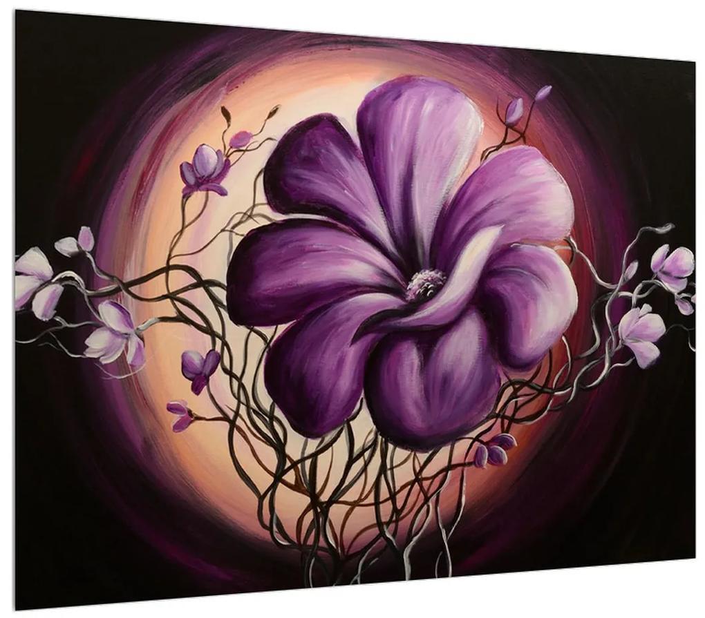 Obraz kvetu (K011505K7050)