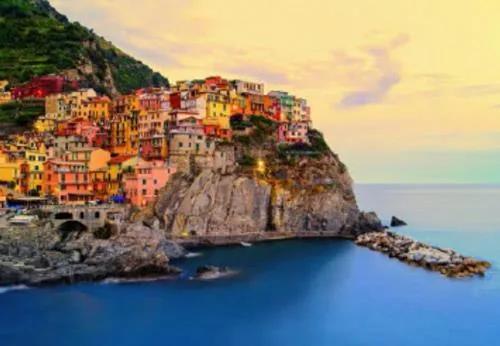 Fototapety, rozmer 366 x 254 cm, Cinque Terre Coast, W+G 130