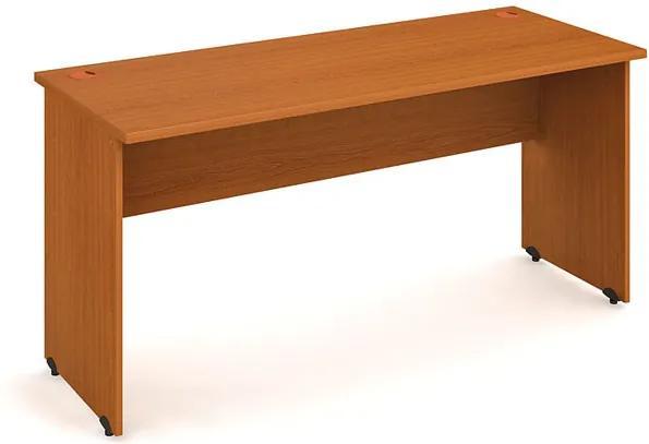 Stôl pracovný, 1600 x 600 x 755mm, buk