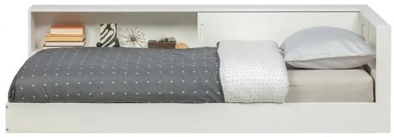 Connect rohová posteľ s úložným priestorom