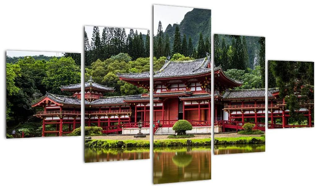 Obraz - Budhistický kláštor (125x70 cm), 40 ďalších rozmerov