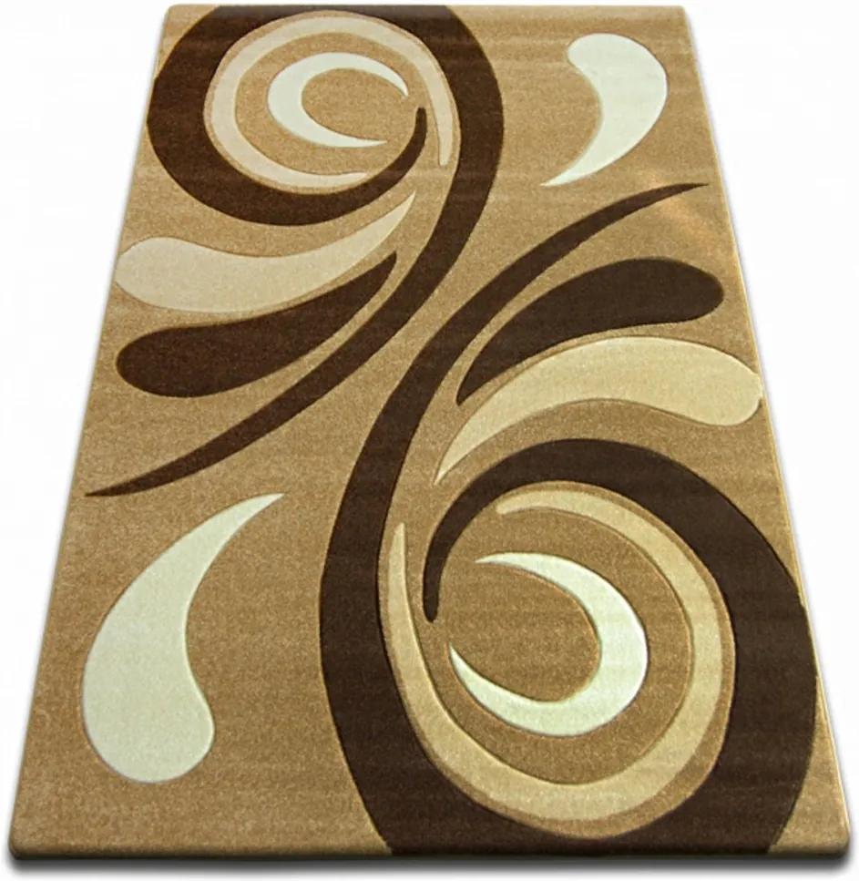Kusový koberec Bona béžový, Velikosti 120x170cm