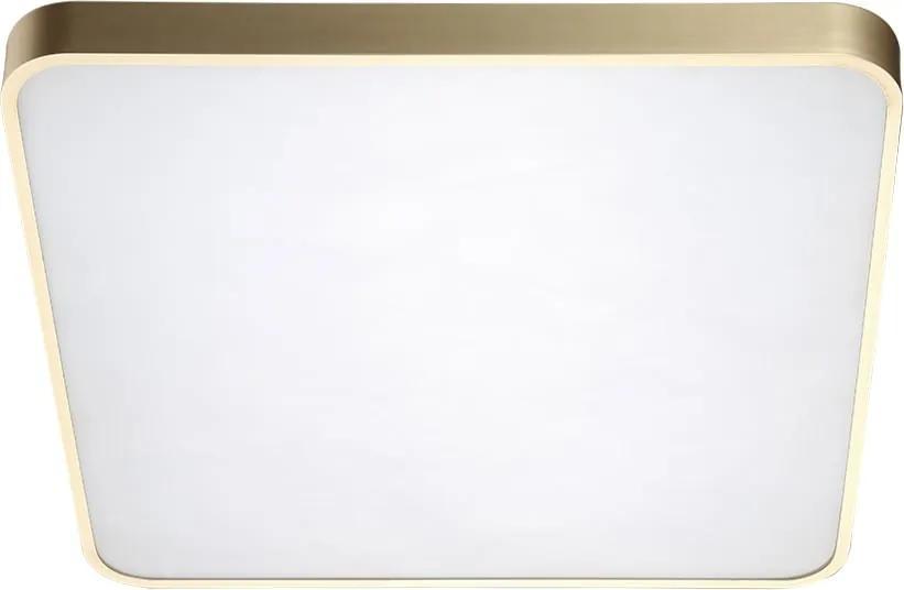 Stropné svietidlo AZZARDO Quadro 50 LED CCT gold AZ2760