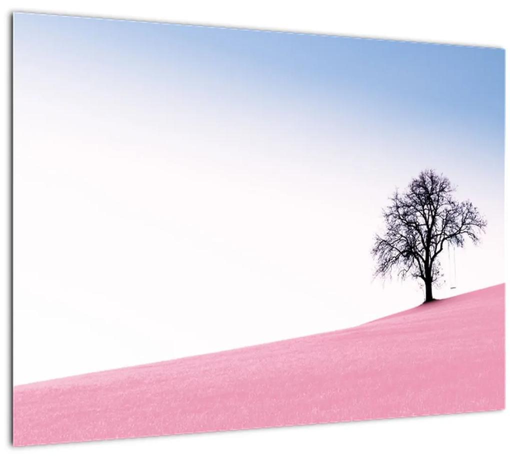 Obraz - Ružový sen (70x50 cm), 40 ďalších rozmerov