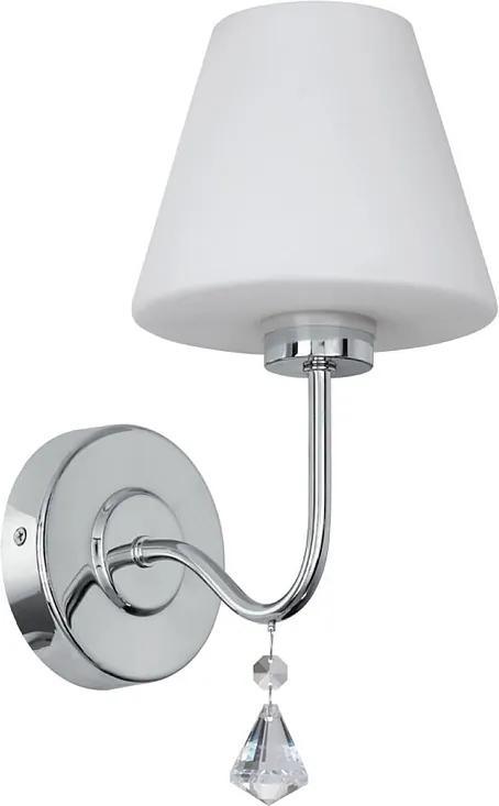 Eglo 97609 LORETTO Kúpeľňové nástenné svietidlo G9-LED 1X3W IP44