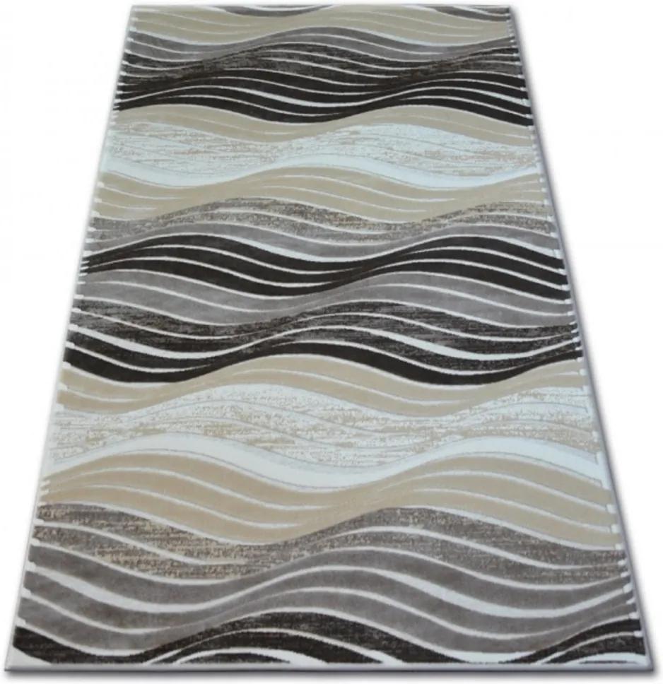Luxusný kusový koberec Roderik béžový, Velikosti 133x190cm