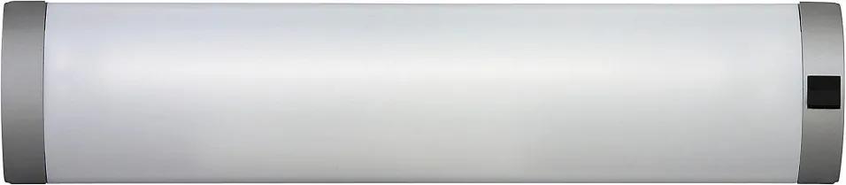 Rábalux Soft 2328 Svietidlá pod linku strieborný G13 T8 1×10W 410 x 90 mm
