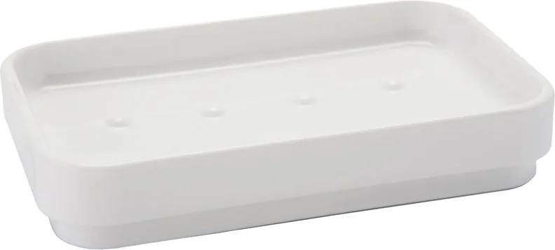 Seventy 631122 mydeľnička na postavenie, biela