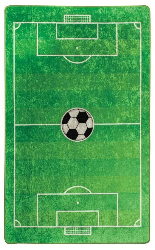 Detský koberec Football, 100 × 160 cm