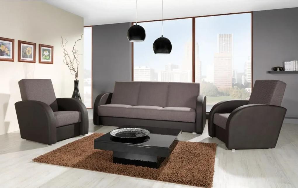 Expedo Rozkladacia sedacia súpravá Rubicon II, 85x77x90 cm