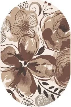 Sintelon koberce Kusový koberec ovál Mondo 69 WDW - 160x230 cm