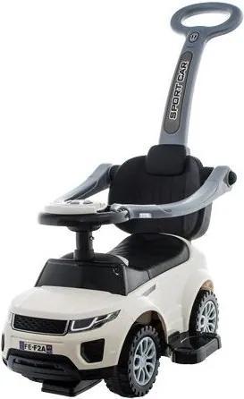 Euro Baby Odrážadlo Auto 3v1, white