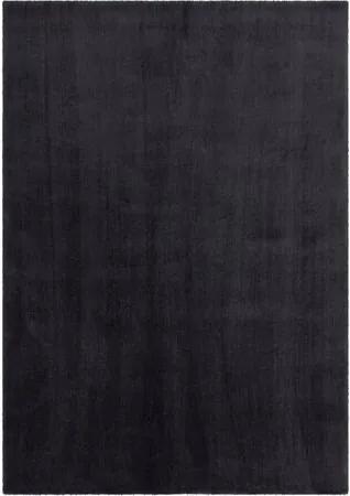 Lalee koberce Kusový koberec Velluto VLU 400 Graphite - 200x290 cm