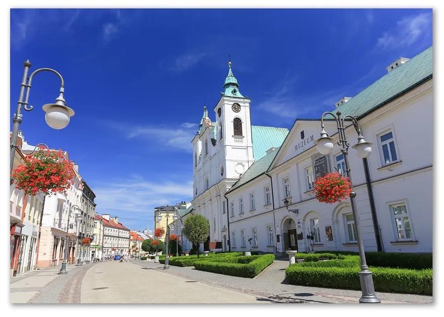 Foto obraz sklo tvrdené Rzeszów Poľsko pl-osh-100x70-f-89557512