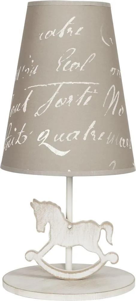 Nowodvorski Detská stolná lampa Pony 6377