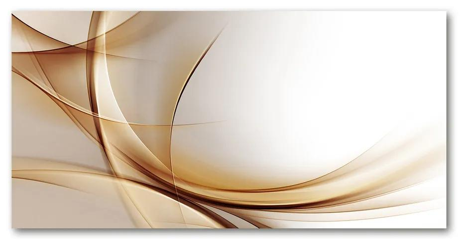 Foto obraz akrylový do obývačky Abstrakcie vlny pl-oa-140x70-f-79976073