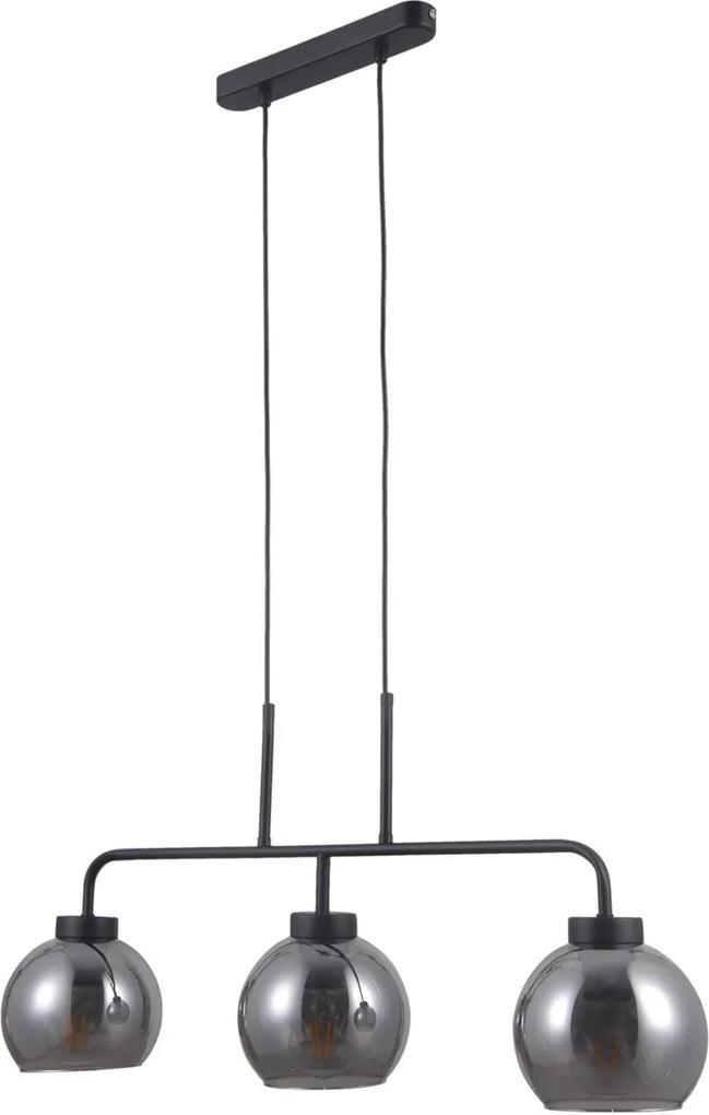 Italux PND-28028-3 závesný luster Poggi 3x40W | E27