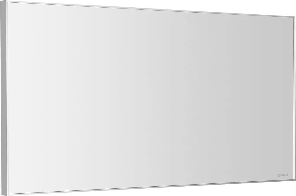 Arowana AW1050 zrkadlo v ráme, 100x50 cm, chróm