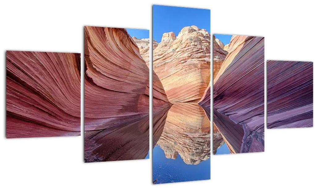 Obraz - Arizonské vlny (125x70 cm), 40 ďalších rozmerov