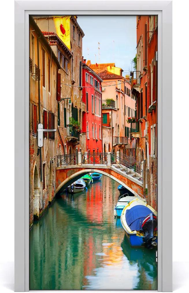 Fototapeta samolepící na dveře Benátky itálie