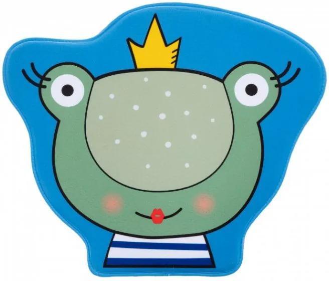 Obsession koberce Dětský kusový koberec Mila kids 146 frog - 100x100 cm