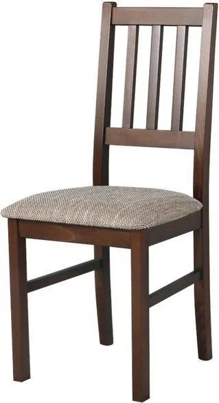 Sconto Jedálenská stolička BOLS hnedá