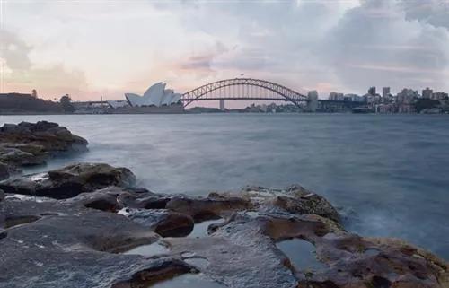 Luxusné vliesové fototapety, rozmer 418,5 cm x 270 cm, Sydney, P+S International CL55A