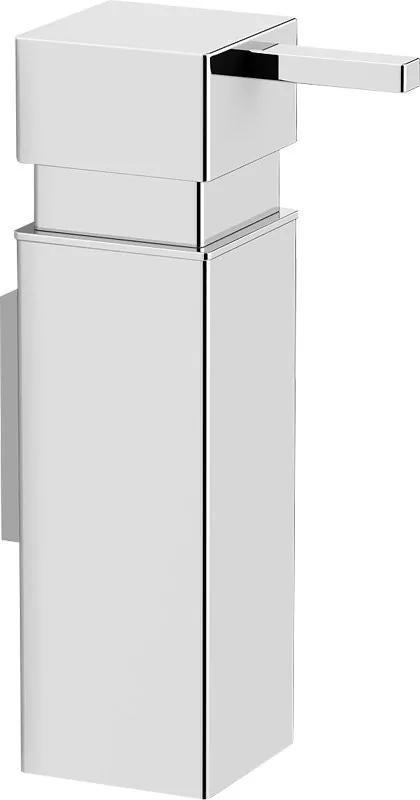 Quella QE519 dávkovač mydla 150ml, systém uchytenia Lift & Clean, chróm