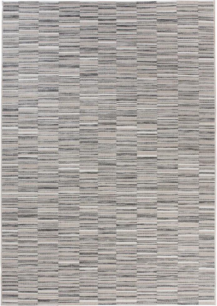 Kusový koberec Fire sivý, Velikosti 80x150cm