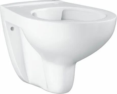 Wc závesné Grohe Bau Ceramic alpská biela zadný odpad 39427000