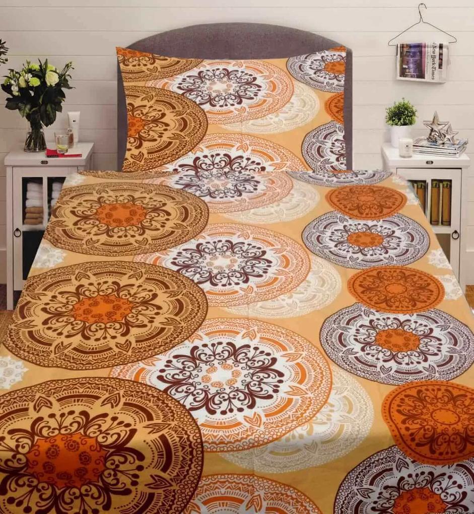 Home of Dream Flanelové obliečky Clymene (2-dielna sada), 140 x 200 cm